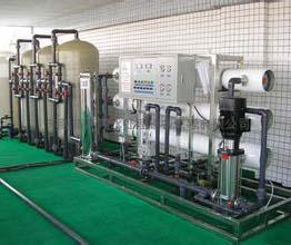 电du行业工艺用水工程