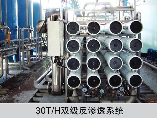 30吨工艺高盐水设备